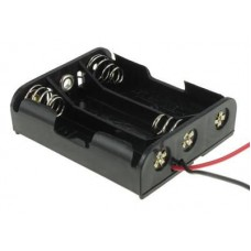 Battery Holder (3 x AA)