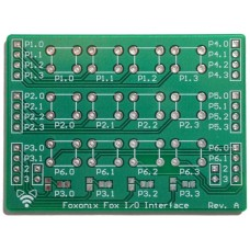 Fox I/O Interface PCB