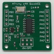 ATtiny84A Prototyping PCB