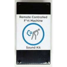 Remote Controlled Fart Machine